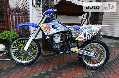Мотоцикл Кросс Yamaha WR 426F 2002 в Сторожинце