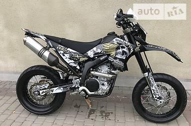 Yamaha WR 250 super moto 2012