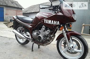 Yamaha XJ-600  1998