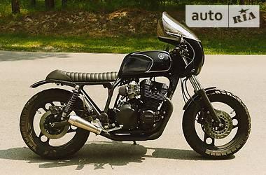 Yamaha XJ caferacer 1988