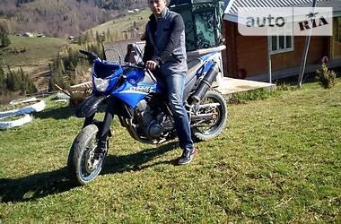 Yamaha XTX  2010