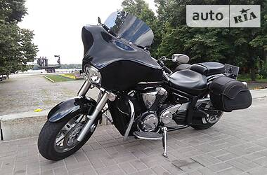 Yamaha XVS 1300 Midnight Star 2008 в Киеве
