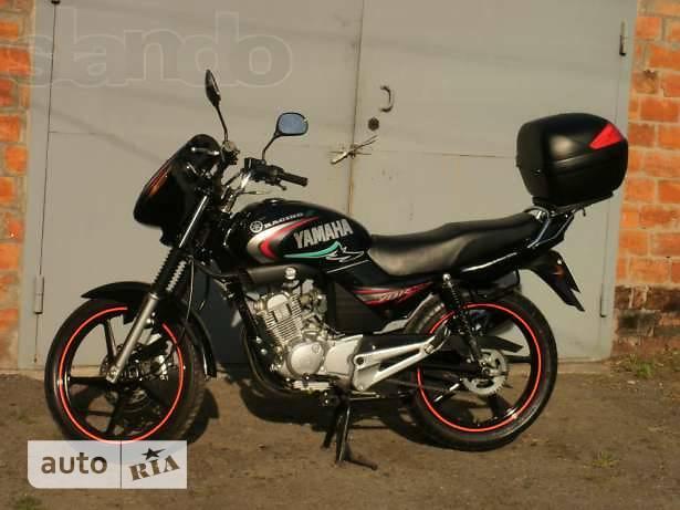 Yamaha YBR 2008 в Днепре