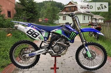 Yamaha YZ 250F 2008 в Коломиї