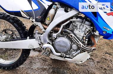 Yamaha YZ 250F 2006 в Коломые