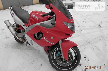Yamaha YZF 600R 1998