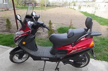 YiBen 150 2014 в Овруче