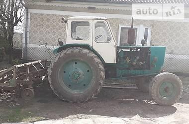 Трактор сільськогосподарський ЮМЗ 6 1989 в Монастириській