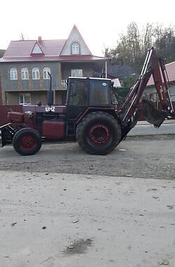Екскаватор навантажувач ЮМЗ 6KM 1989 в Борщеві