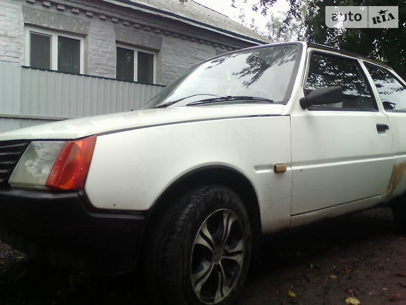 ЗАЗ 1102 Таврія 1992 в Корсунь-Шевченківському