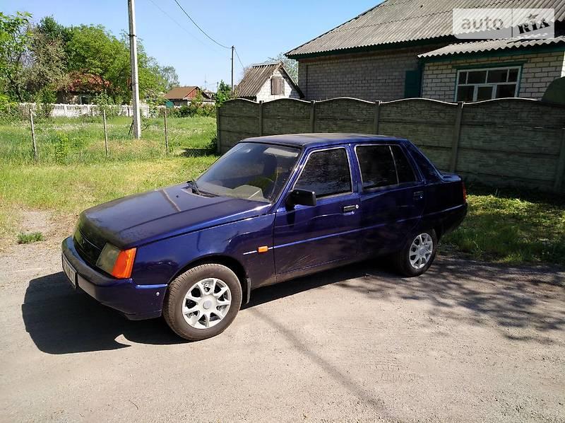 ЗАЗ 1103 Славута 2008 в Кременчуге