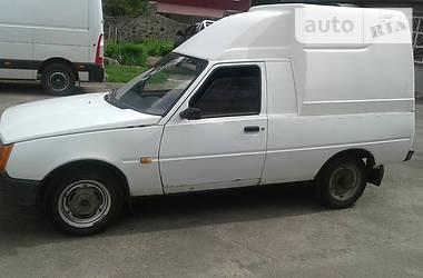 Легковой фургон (до 1,5 т) ЗАЗ 11055 2005 в Смеле