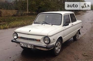 ЗАЗ 968 1992 в Черновцах