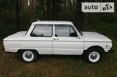 ЗАЗ 968 1992 в Сумах