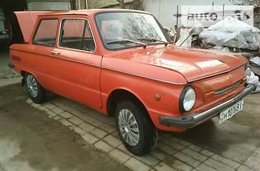 ЗАЗ 968 1987 в Бершади