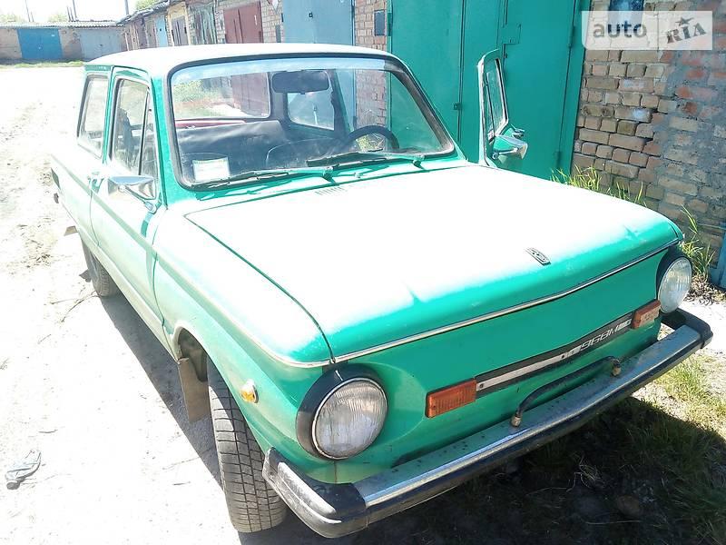 ЗАЗ 968 1983 в Кропивницком