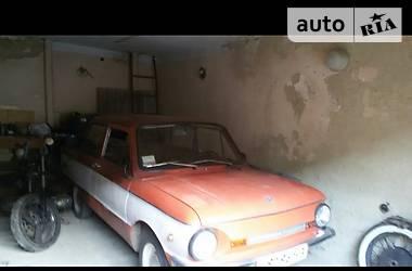 ЗАЗ 968 1989 в Черновцах