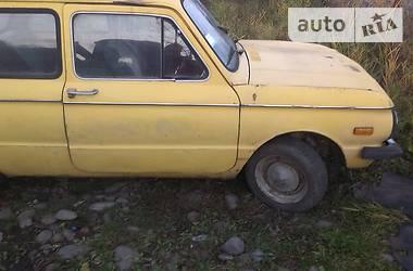 ЗАЗ 968 1985 в Рахове