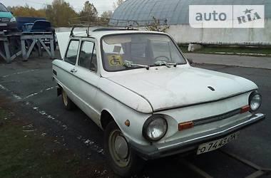 ЗАЗ 968 1992 в Полтаве