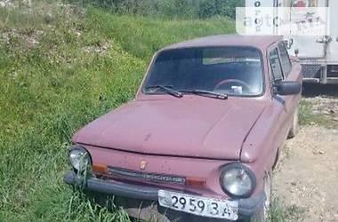 ЗАЗ 968 1999 в Тячеве