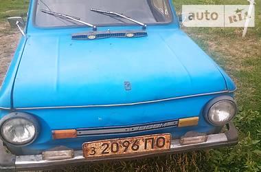 Хэтчбек ЗАЗ 968 1986 в Шишаки