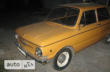 ЗАЗ 968 1978 в Днепре
