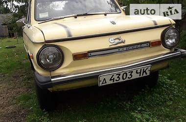 ЗАЗ 968М 1989 в Черкассах