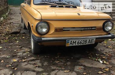 ЗАЗ 968М 1984 в Новограді-Волинському