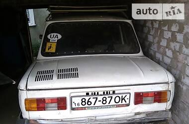 ЗАЗ 968М 1990 в Одессе