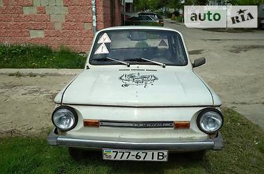 ЗАЗ 968М 1991 в Ивано-Франковске