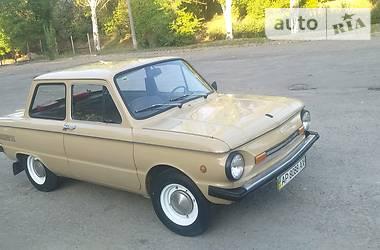 ЗАЗ 968М 1991 в Запорожье