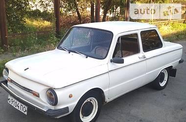 ЗАЗ 968М 1990 в Кременчуге