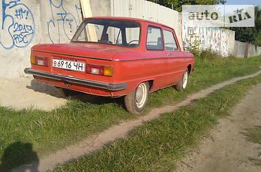 ЗАЗ 968М 1989 в Чернигове