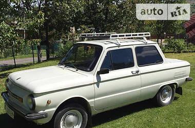 ЗАЗ 968М 1994 в Самборе