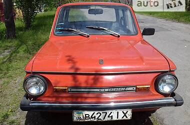 Седан ЗАЗ 968М 1993 в Лохвице