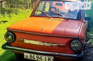Седан ЗАЗ 968М 1983 в Львове