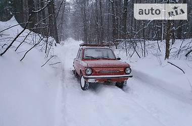 Седан ЗАЗ 968М 1991 в Броварах