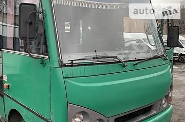 Пригородный автобус ЗАЗ A07А I-VAN 2009 в Днепре