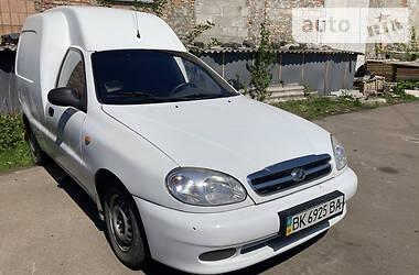 Пикап ЗАЗ Lanos Cargo 2011 в Ровно
