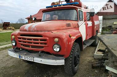 ЗИЛ 130 1982 в Сарнах