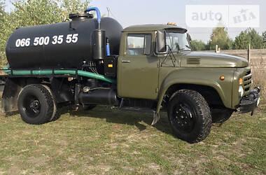 Машина  асенізатор (вакуумна) ЗИЛ 130 1984 в Макарові