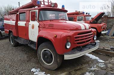 Пожарная машина ЗИЛ 130 1984 в Ровно