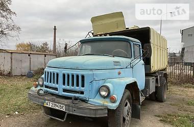 Мусоровоз ЗИЛ 130 1984 в Калуше