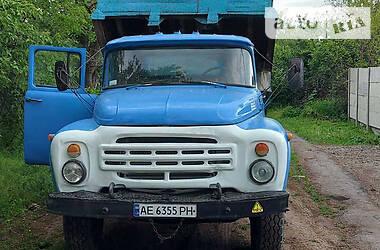 Самоскид ЗИЛ 130 1992 в Дніпрі