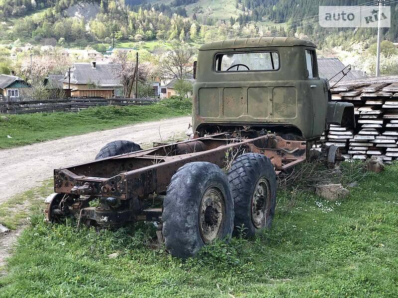 ЗИЛ 131 1972 в Черновцах