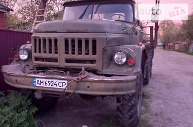 Лесовоз / Сортиментовоз ЗИЛ 131 1988 в Малине