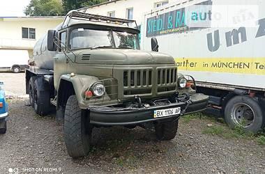 Машина ассенизатор (вакуумная) ЗИЛ 131 2005 в Хмельницком
