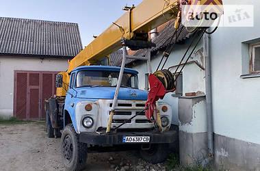 Автокран ЗИЛ 133 ГЯ 1991 в Мукачево