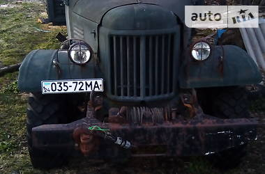 ЗИЛ 157 1973 в Черкассах