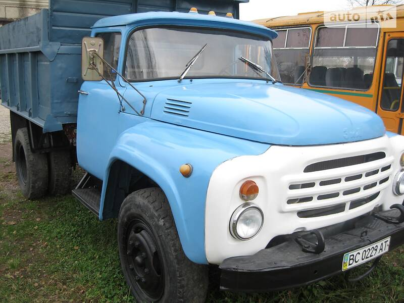 ЗИЛ 4502 1992 в Червонограде